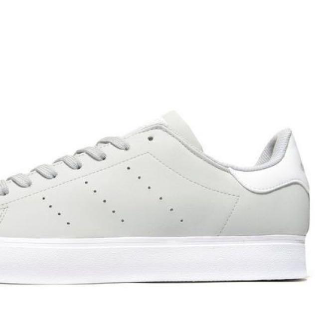 c7959df43f8 CLEARANCE SALE - Adidas Originals Stan Smith Vulc - Grey