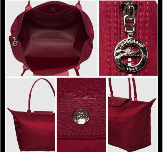 CLEARANCE SALES!!Authentic Longchamp Le Pliage Neo Small   Medium Handbag 98e232864e18e