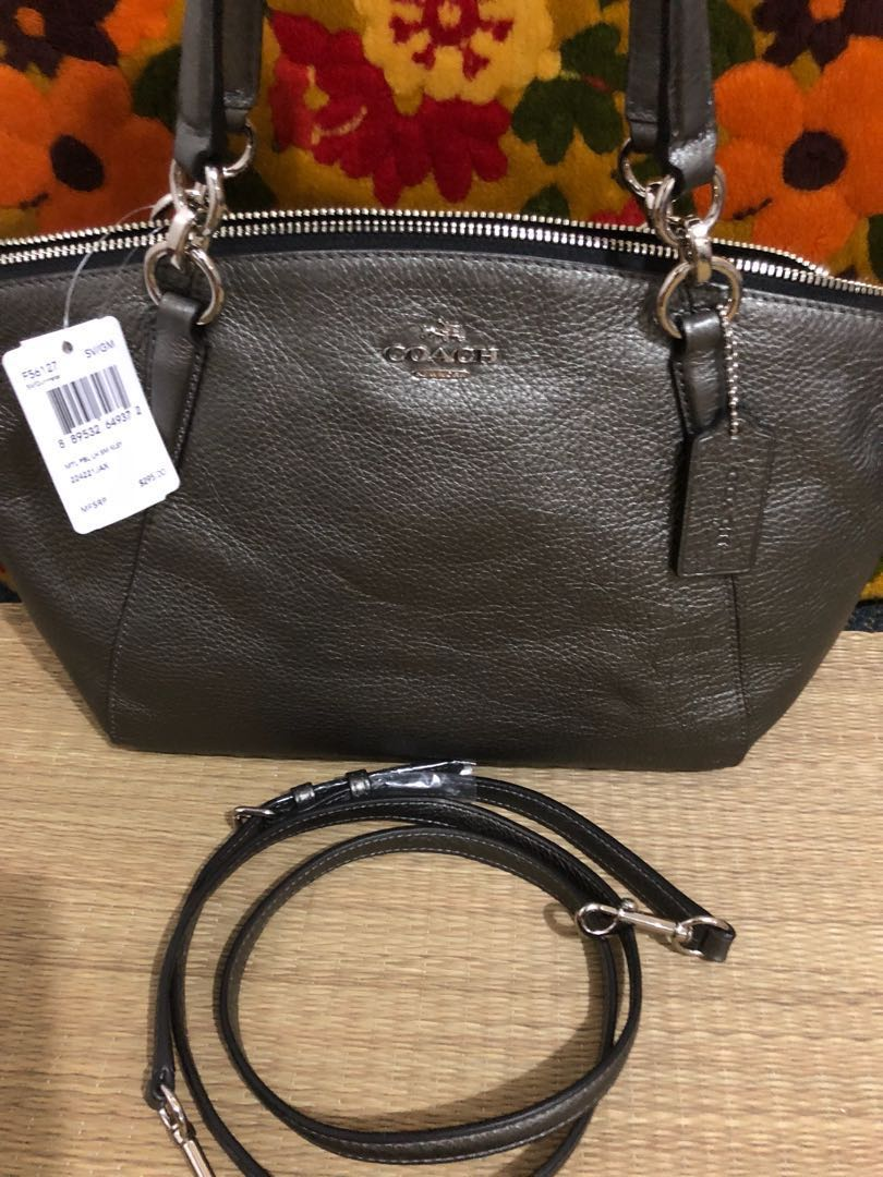 Coach mini bag with strap (SALE DAY TODAY) 9df66f6a2d54a