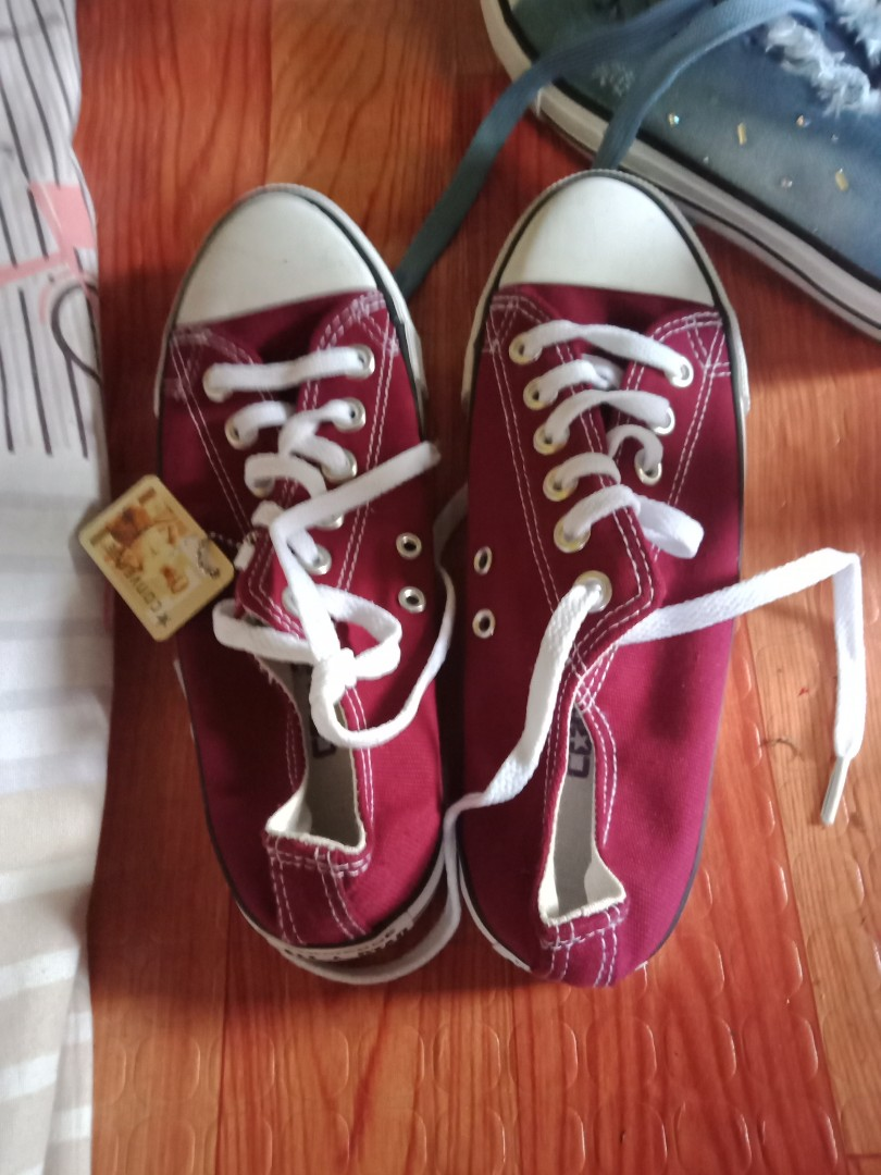 Converse shoes and denim shoes for adult  ladies 39a7f6e9e5fc