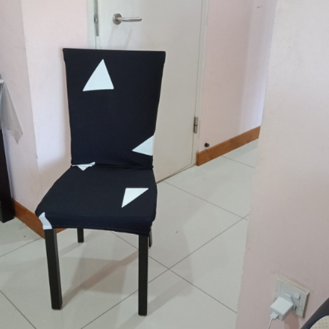 Dining Chair cover in-stock 055ee0eda