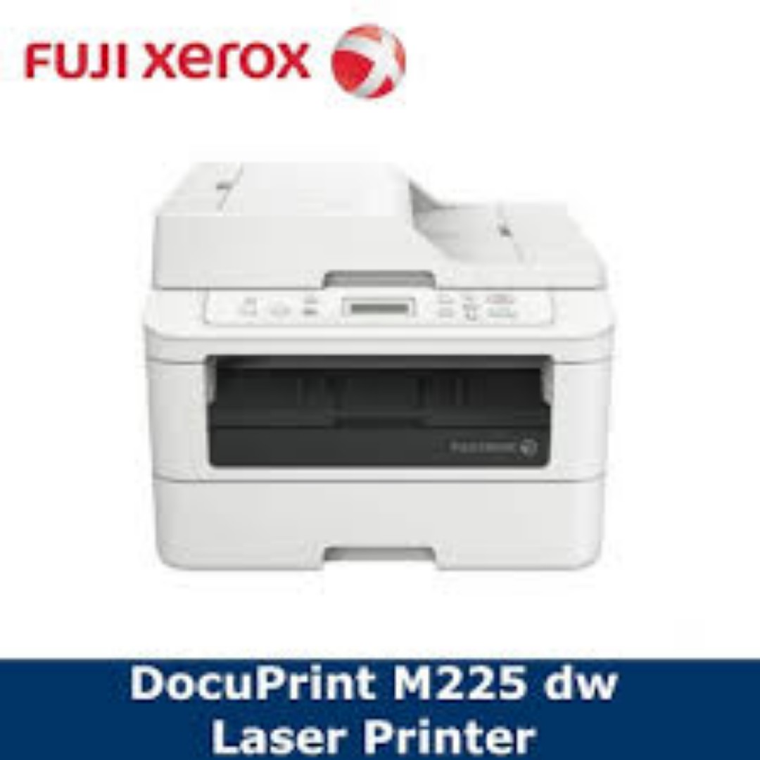 Fuji Xerox DocuPrint M225DW Mono Laser Multifunction Printer