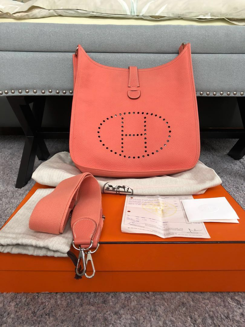 1cfe8e75fedd Hermes Evelyne GM. Fire Sale! Price to Sell