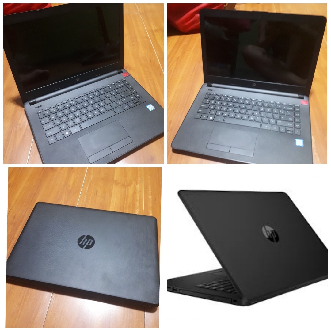 Hp Notebook 14 Bs077tx Electronics Computers Laptops On Carousell