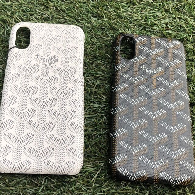 huge selection of 982b9 91fa5 [INSTOCK] GOYARD Premium Case iPhone X