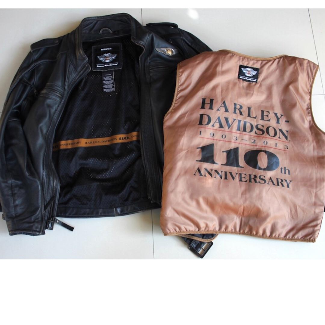 Jacket Harley Davidson (Special Edition 110 Anniversary)