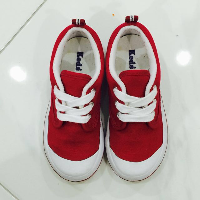 Keds Toddler Graham Classic Lace-Up Sneaker 02f9086aa