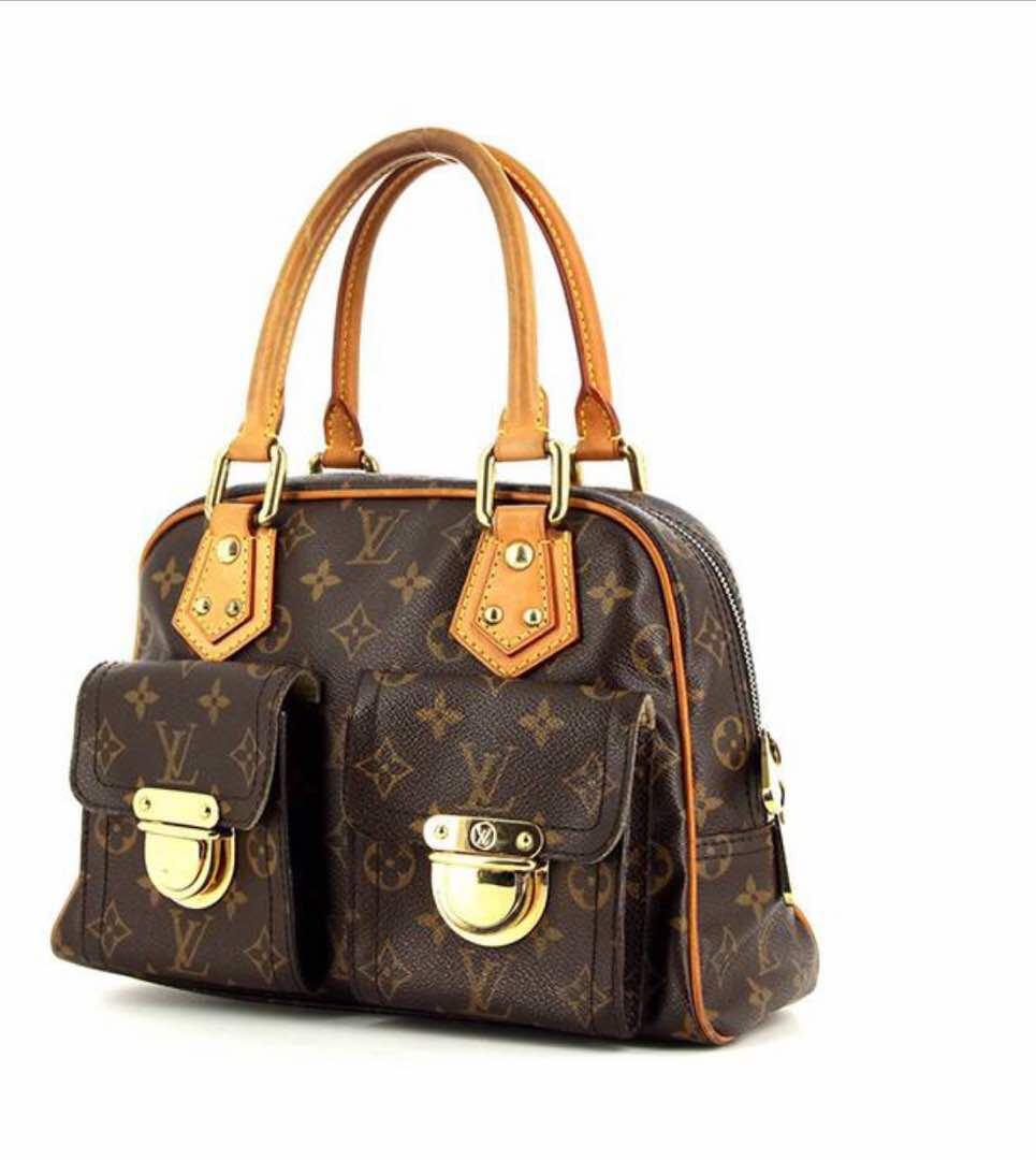 999a64915 Louis Vuitton Handbag 👜 ( MANHATTAN PM ), Luxury, Bags & Wallets ...