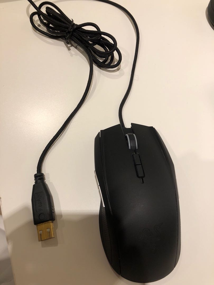 Razer Taipan Used White Electronics Computer Parts Accessories On Carousell