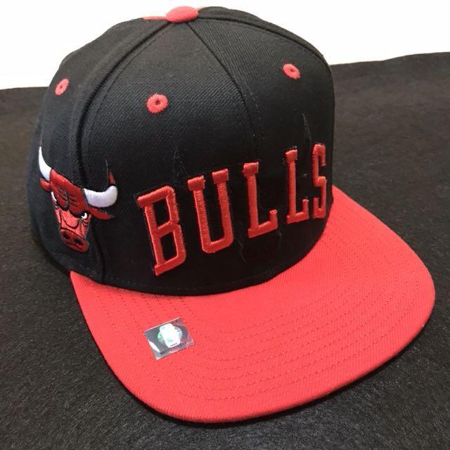 b1e1cb45f64fa RESERVED - Chicago Bulls Adidas NBA Cap