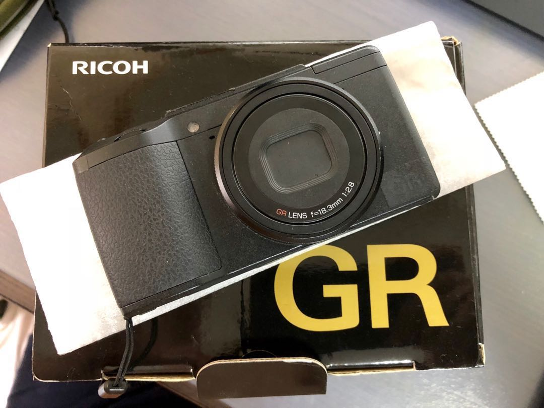 Ricoh GR 2