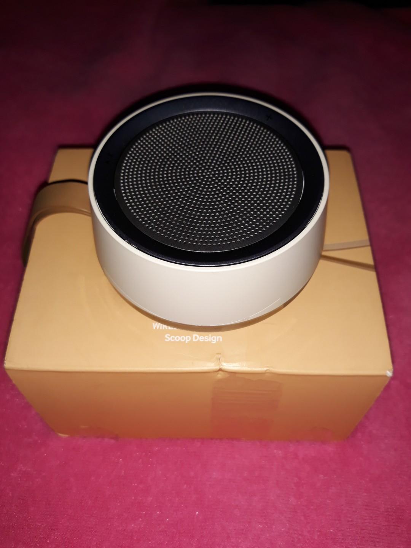 Samsung scoop bluetooth speaker