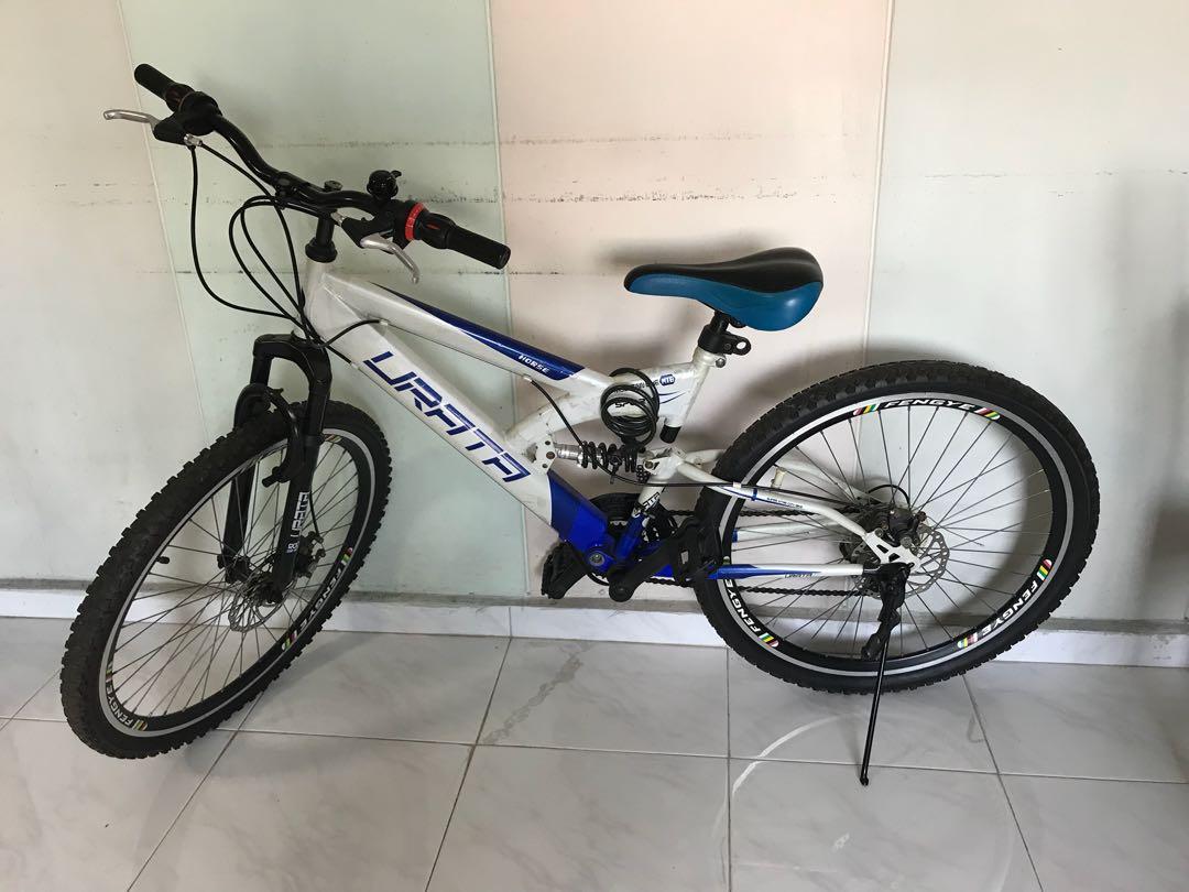 8d4e93560c5 Urata mountain bike, Bicycles & PMDs, Bicycles, Mountain Bikes on ...