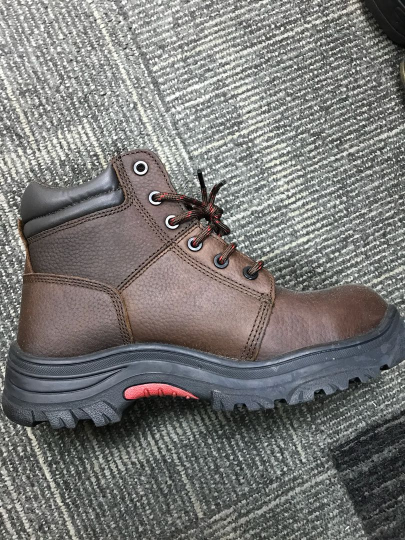 6e4a99dd636 Used Skechers 7777067 Burgin composite safety boots UK8, Men's ...