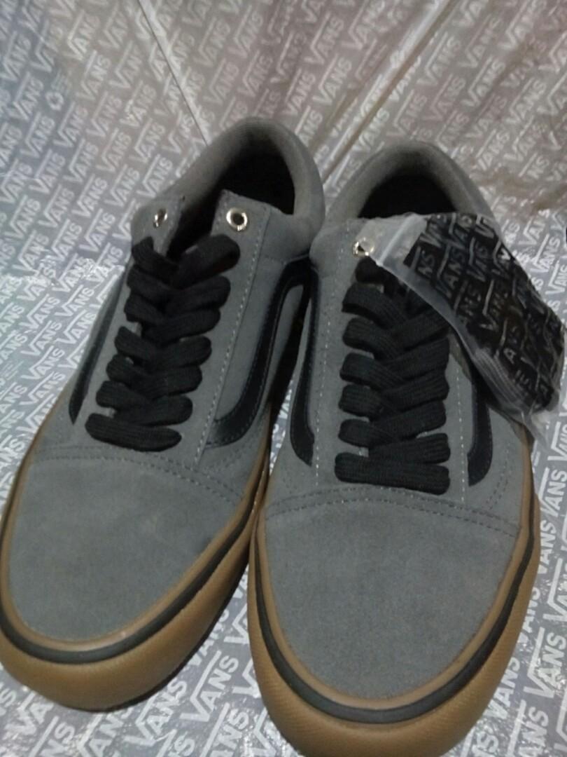 Vans Old Skool Pro Gumsole 1d5c75860