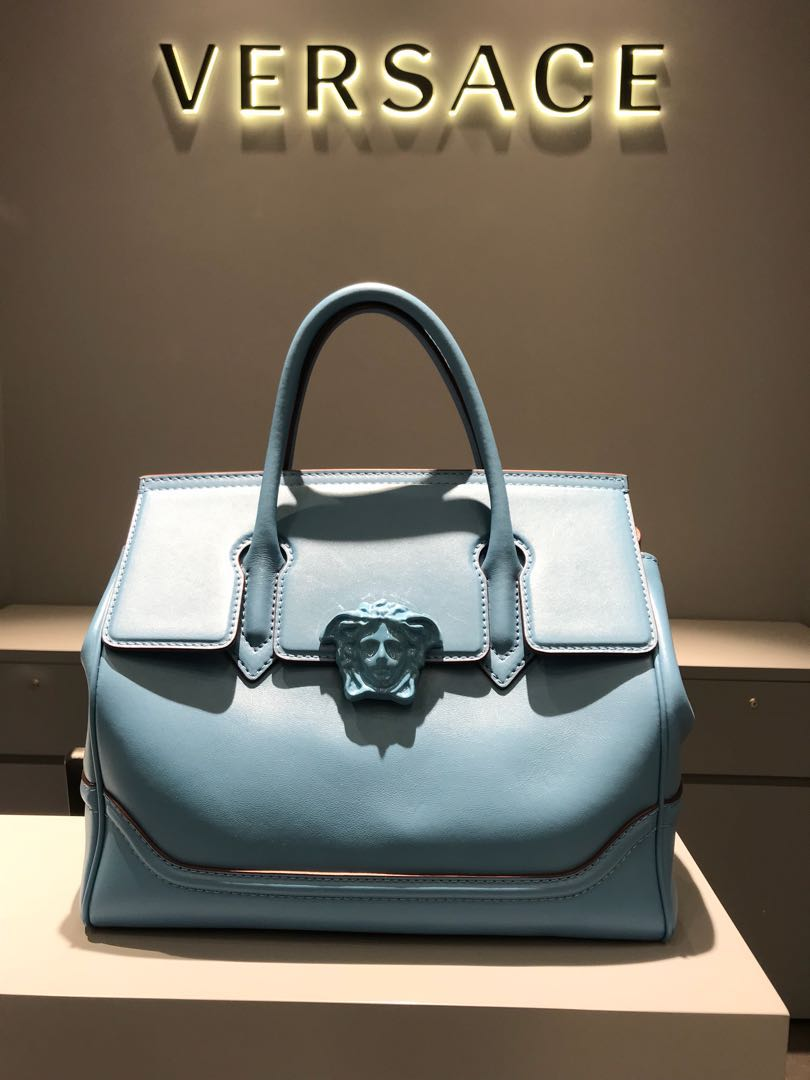 0191e288c5 Versace Palazzo Handbag