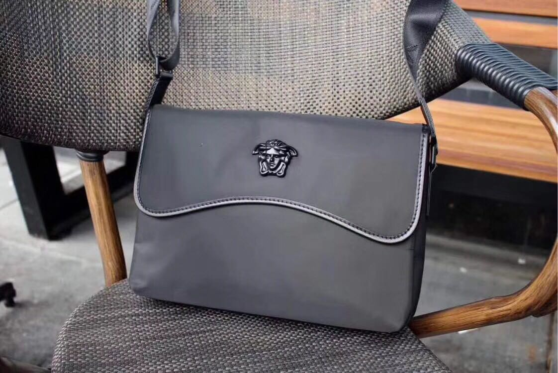 Versace Sling Bag, Luxury, Bags   Wallets on Carousell 65c5fb6ad7