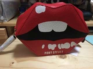 Pony effect袋 100%新