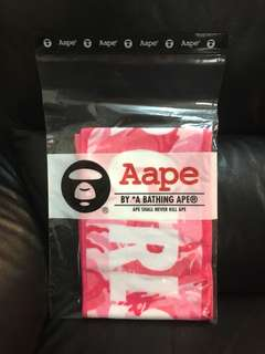A Bathing Ape 毛巾