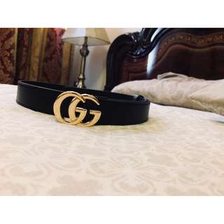 REDUCED!!! Gucci Double G Buckle Belt (Replica 1:1)