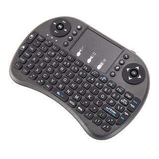 2.4GHz Wireless Keyboard Mini Qwerty Touchpad Air Mouse