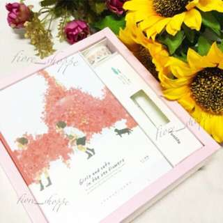 Girls and Cats Journal Planner Set