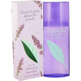 🚚 Green tea Lavender