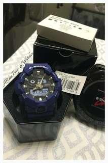 💯 Authentic Casio G-Shock Watch ( GA-700)