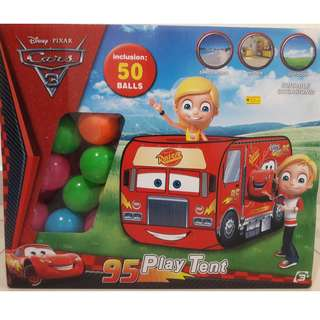 CARS 3 Play Tent