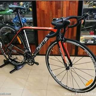 Twitter R730 road bike
