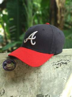 TOPI MLB ATLANTA BRAVES..SECOND ORIGINAL