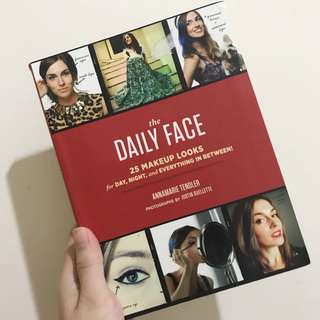 Daily Face : 25 makeup looks for day, night, and everything in between! by Annamarie Tendler