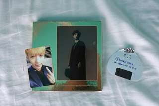 EXO Exodus Chanyeol Version Album [KOR]