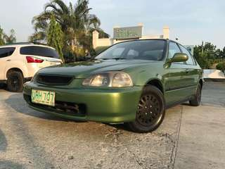 Honda Civic Lxi MT