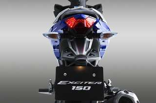 Exciter Rear Tail Lampu Belakang