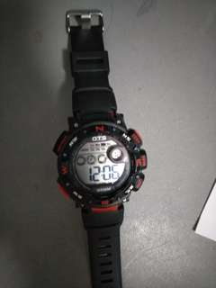 O.T.S watch 90%new 急賣