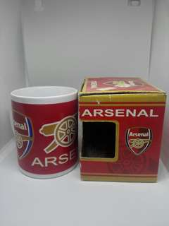 Arsenal Football Mug (Vintage Highbury Stadium)
