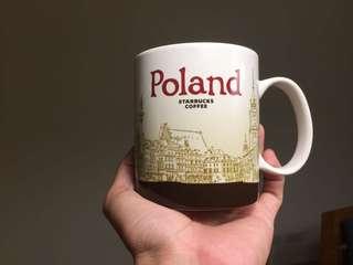 🚚 星巴克城市杯 波蘭