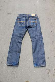 Celana jeans nudie original mase italia