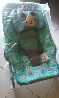 Mickey baby rocker/bouncer