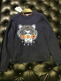 Authentic KENZO Tiger Head Sweater