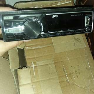 Radio tape datsun go+ dan dua speaker