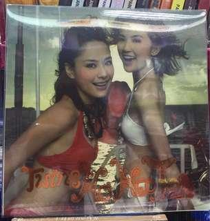 全新 Twins Ho hoo tan CD+DVD