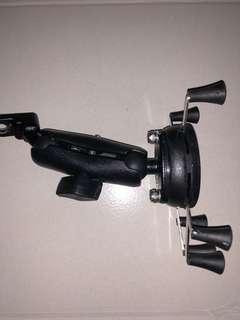 6 Grip handphone holder (sidemirror mount)