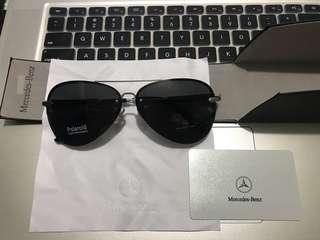 Mercedes-Benz 偏光太陽眼鏡+專屬眼鏡盒