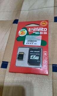 記憶卡 如圖 2GB 三片
