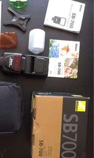 Nikon Speedlight sb 700 ex alta
