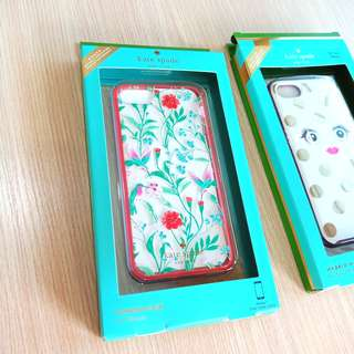 Kate Spade iphone 7 8 Original case casing authentic