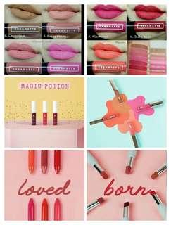 Jual berbagai produk kosmetik emina