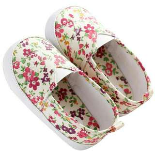 Floral Soft Sole Shoes